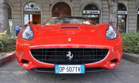 Новости: поездка на гоночных автомобилях Ferrari и Lamborghini