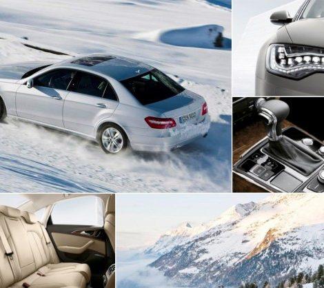 Машина для русской зимы