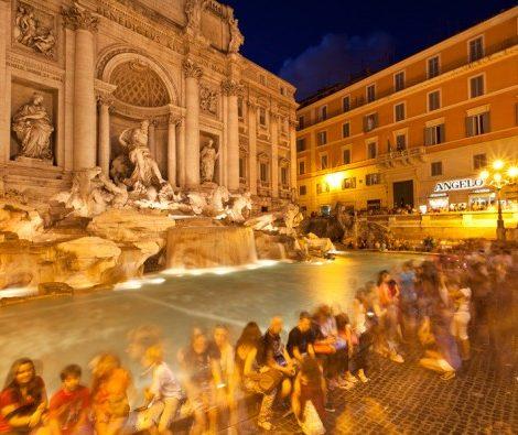 Новости: Новогодние прогулки по Риму