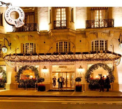 Отель Le Bristol: реновация стоимостью в 100 миллионов евро завершена