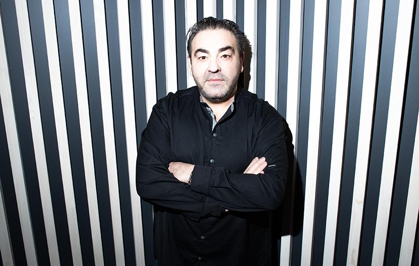 Хуан Амадор, шеф-повар, 3 звезды Мишлен