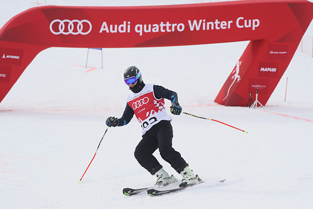Audi quattro Winter Cup 2020