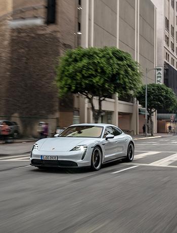 Porsche и электрическая сила
