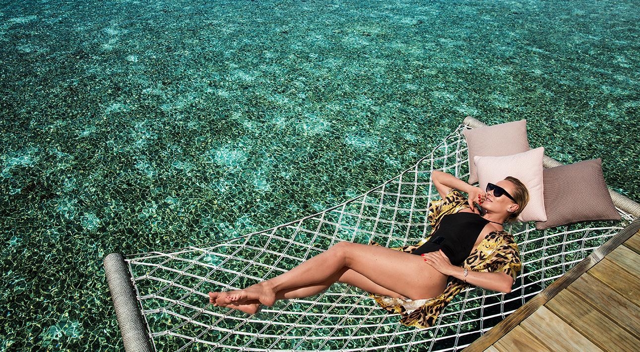 Наталья Давыдова (@tetyamotya) на Joali Maldives