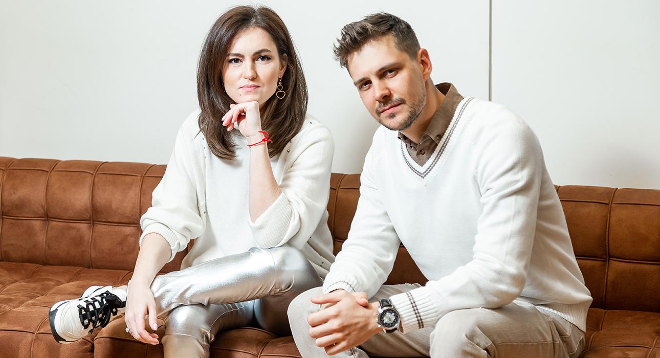 Рената Пиотровски и Милош Бикович
