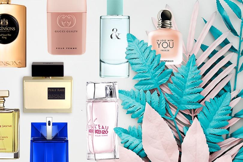День святого Валентина: парные ароматы для нее и для него