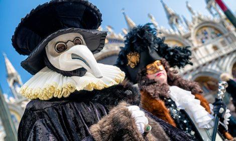 Куда поехать зимой: карнавал в Венеции вместе с Baglioni Hotel Luna
