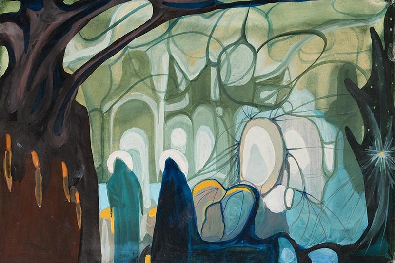 «Мы храним наши белые сны»: эзотерические изыскания в Музее современного искусства «Гараж»
