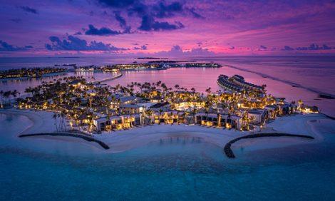 Куда поехать весной: новый Hard Rock Hotel Maldives