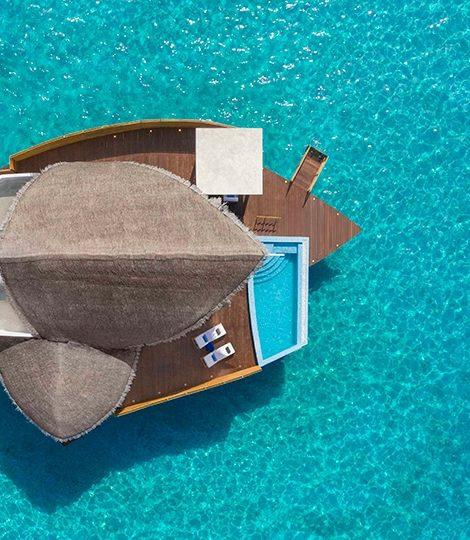 Новый отель: JW Marriott Maldives Resort & Spa на острове Вагару