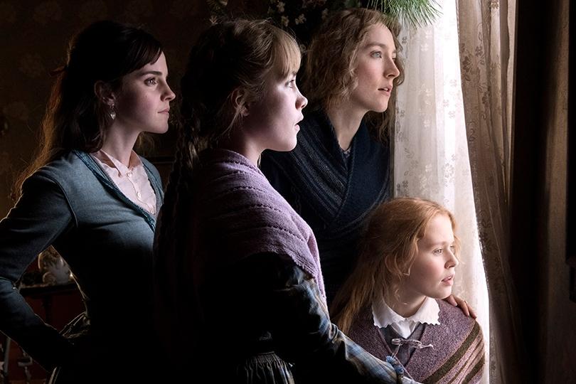 Кино недели: «Маленькие женщины» Греты Гервиг