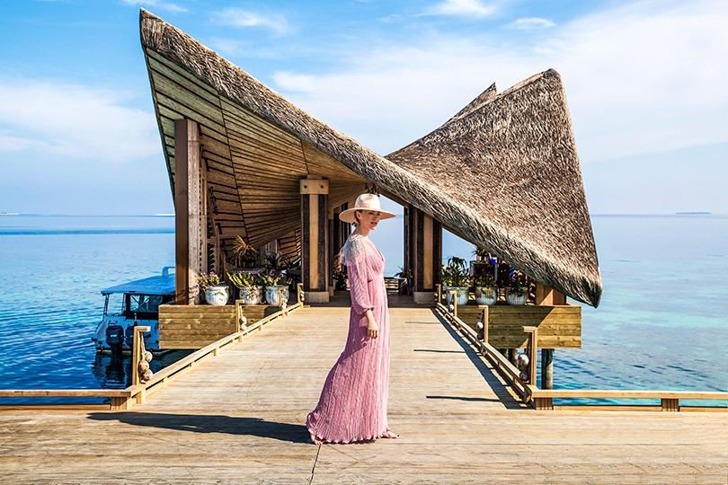 #postatravelnotes Наталья Давыдова — об источниках энергии, главных правилах ЗОЖ, любимом муже и лучшем острове на Мальдивах