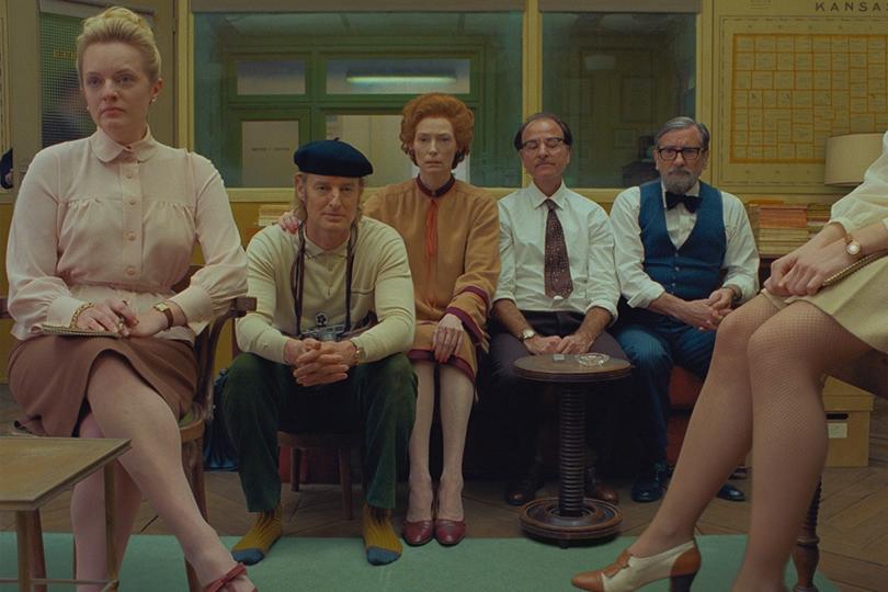 «Любовное письмо журналистике»: постер и трейлер фильма Уэса Андерсона «Французский диспетчер»