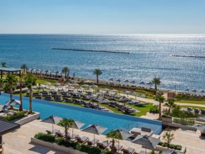 Куда поехать весной: пятизвездочный Amara Hotel в Лимасоле