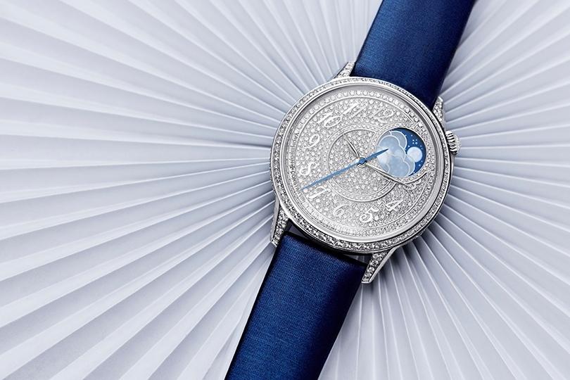 Часовой дом Vacheron Constantin представил женскую коллекцию часов Égérie