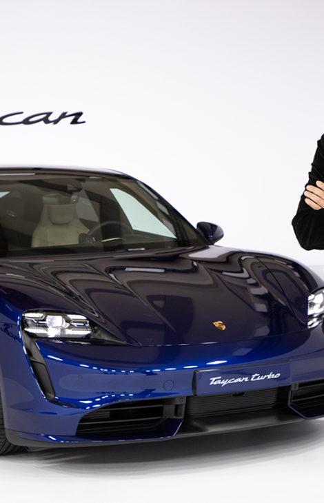 Авто с Яном Коомансом: Porsche и электрическая сила