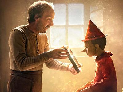 С 10 марта в прокате «Пиноккио» Маттео Гарроне — новая интерпретация итальянской классики отрежиссера «Страшных сказок».