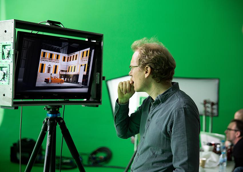 Уильям Бартлетт, британский специалист по визуальным эффектам и исполнительный креативный директор Framestore