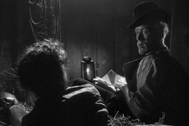 «Фрекен Юлия», 1951 год, режиссер Альф Шеберг