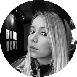 Мария Андреева, визажист центра красоты «Белый Сад» на Зубовском: