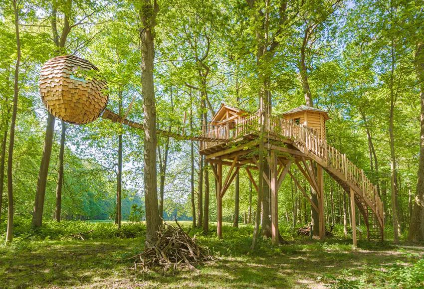 Конкурс: платформа для аренды жилья Airbnb будет спонсировать строительство необычных жилых домов по всему миру