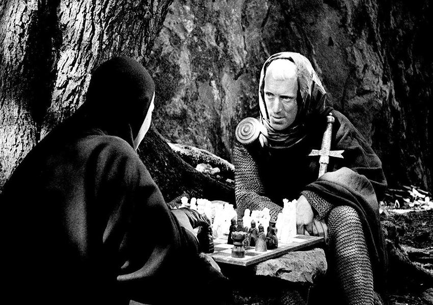«Седьмая печать», 1957 год, режиссер Ингмар Бергман