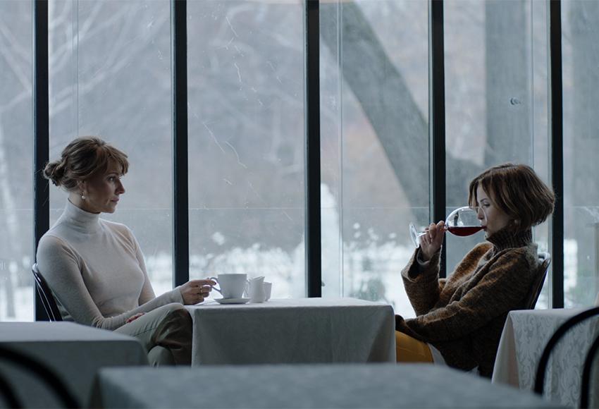 Кино недели: «Очень женские истории»