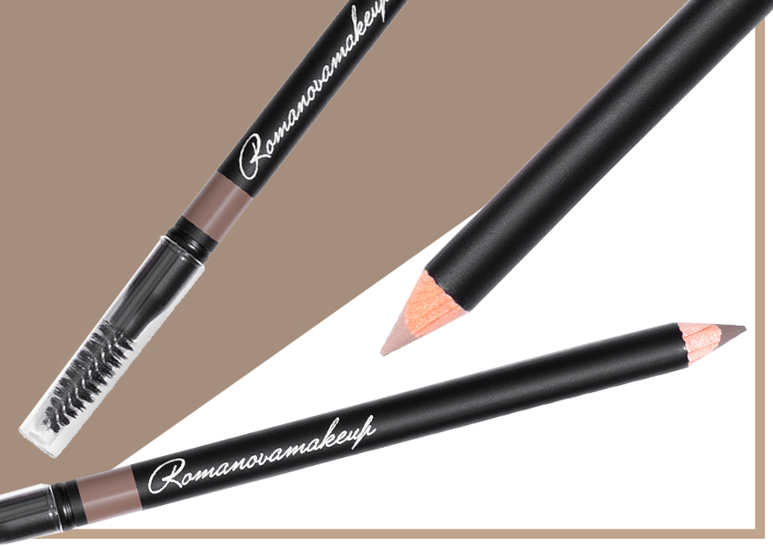 Sexy Eyebrow Pencil, Romanovamakeup