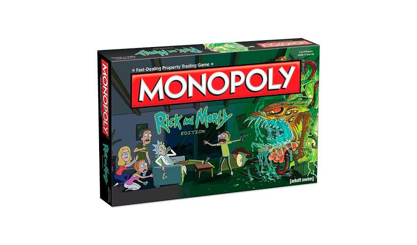«Монополия «Рик и Морти»