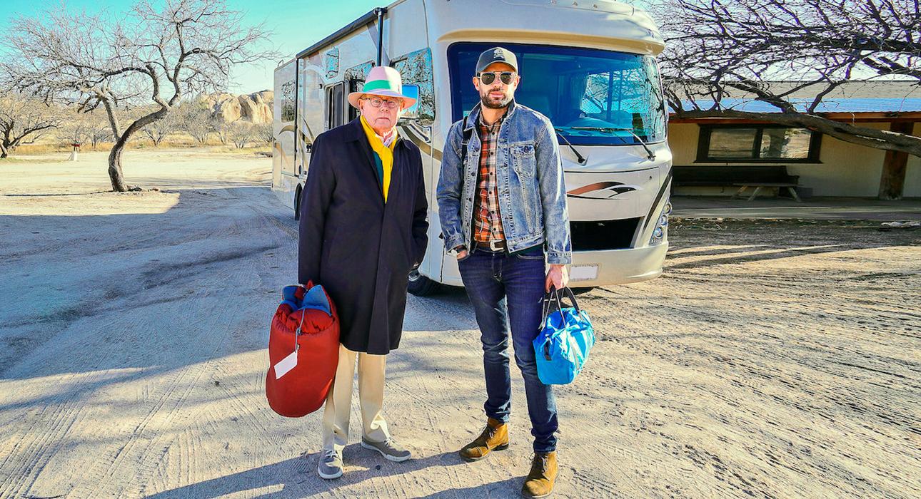 «Джек Уайтхолл: Путешествия с моим отцом»