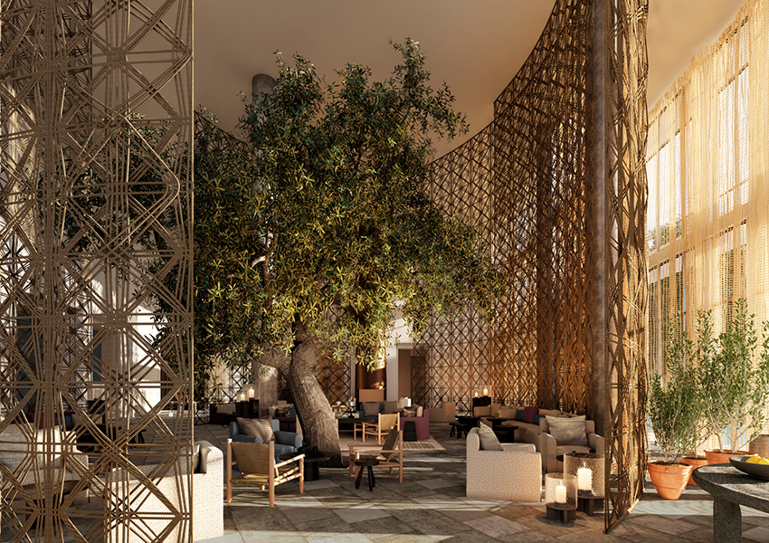Новый отель: эксклюзивные подробности о новом бренде Janu – дочерней компании Aman