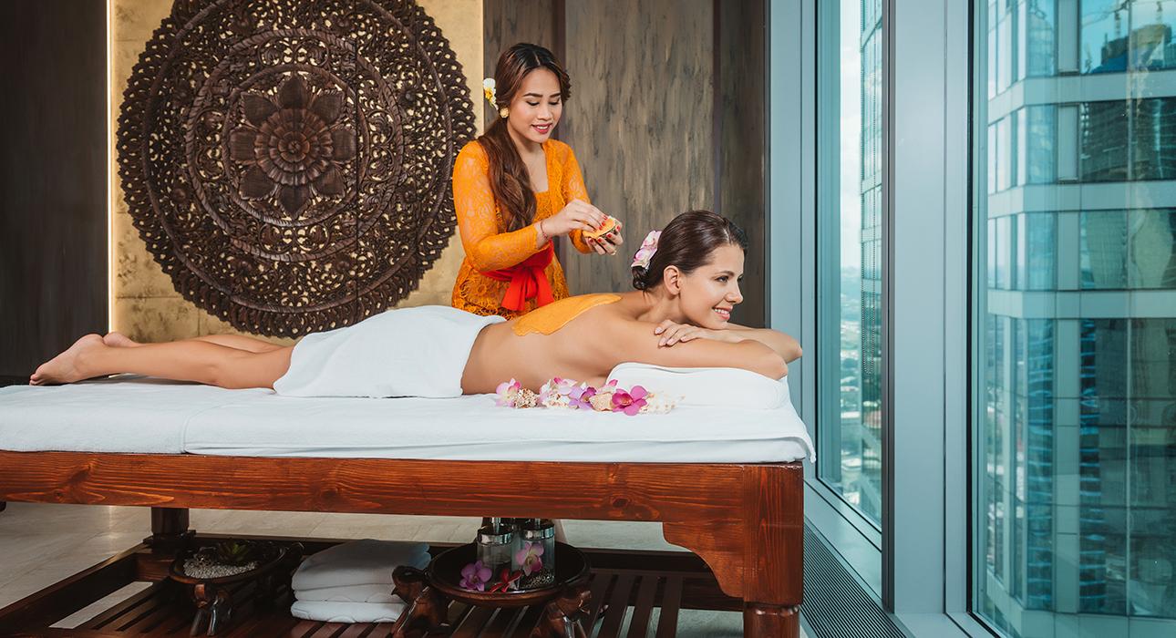 «Уникальная коллекция приятных эмоций», салоны Bali & Thai Spa «7 Красок»