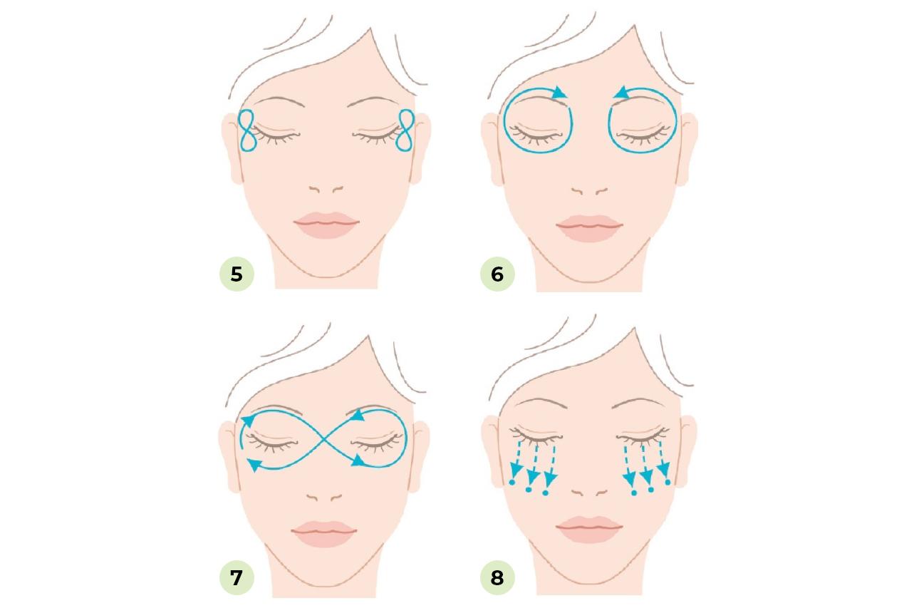 Сам себе косметолог: массаж глаз по методу Dr. med. Christine Schrammek