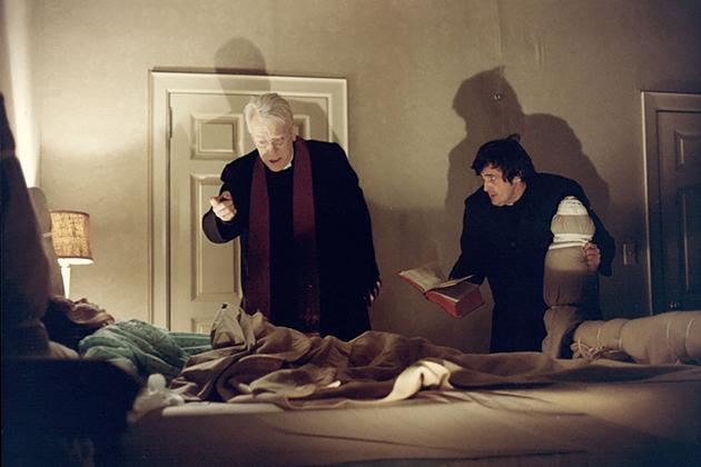 «Изгоняющий дьявола», 1973 год, режиссер Уильям Фридкин