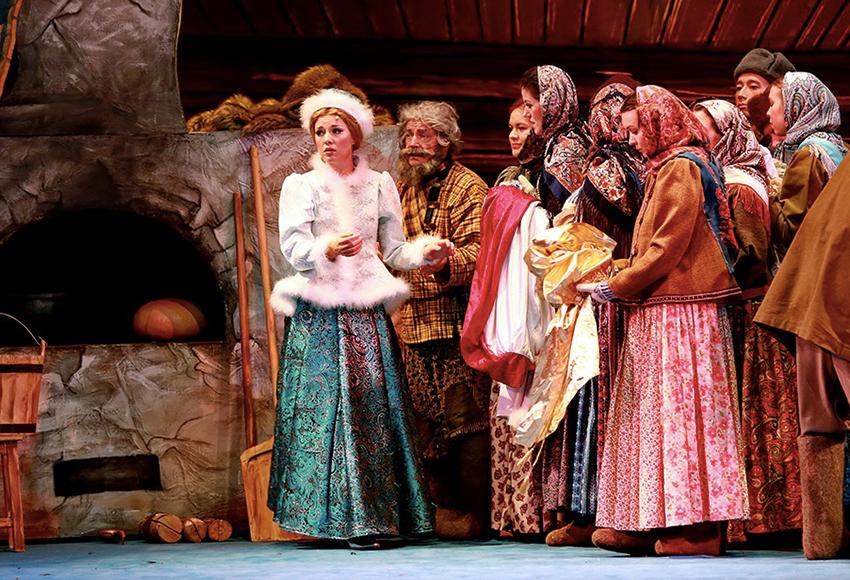 Детский музыкальный театр им. Н.И. Сац