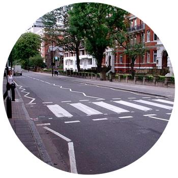 Эбби-Роуд Лондон, Соединенное Королевство Великобритании и Северной Ирландии