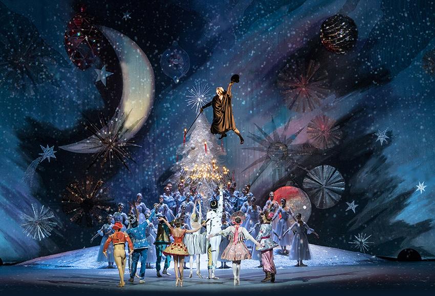 Большой онлайн: трансляции балетов и опер знаменитого театра