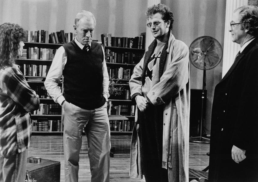 «Ханна и ее сестры», 1986 год, режиссер Вуди Аллен