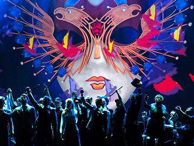 На сайте «Золотой маски» смотрите главные события фестиваля, который проходит с 3 марта по 15 апреля.