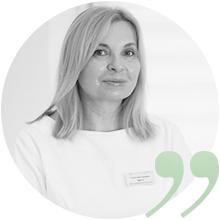 Елена Друпп, врач- косметолог сети салонов красоты «Мечты Виктории»