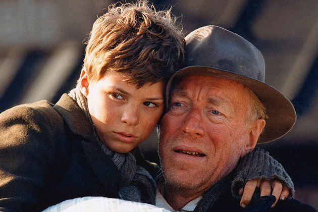 «Пелле-завоеватель», 1987 год, режиссер Билле Аугуст