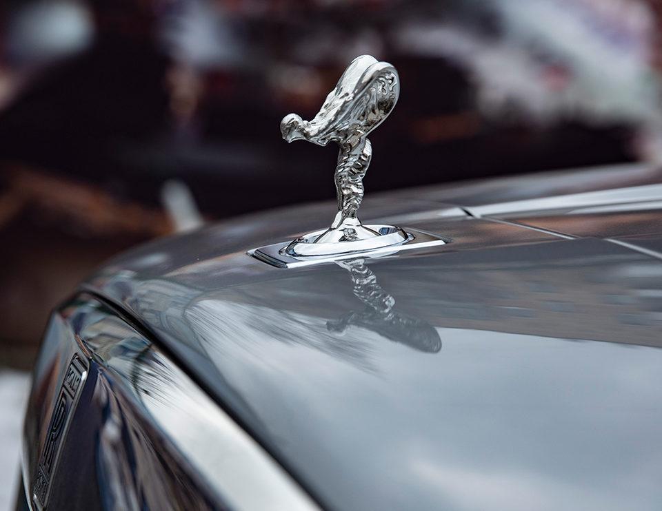 Авто с Яном Коомансом: обзор Rolls-Royce Cullinan