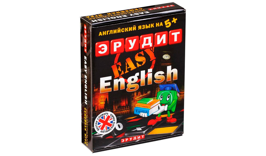 «Эрудит Easy English»
