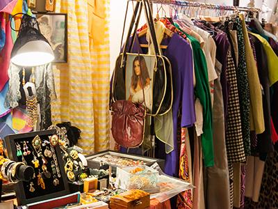 В Музее Москвы 14 и 15 марта — первый крупный винтажный маркет Vintage Marketplace.
