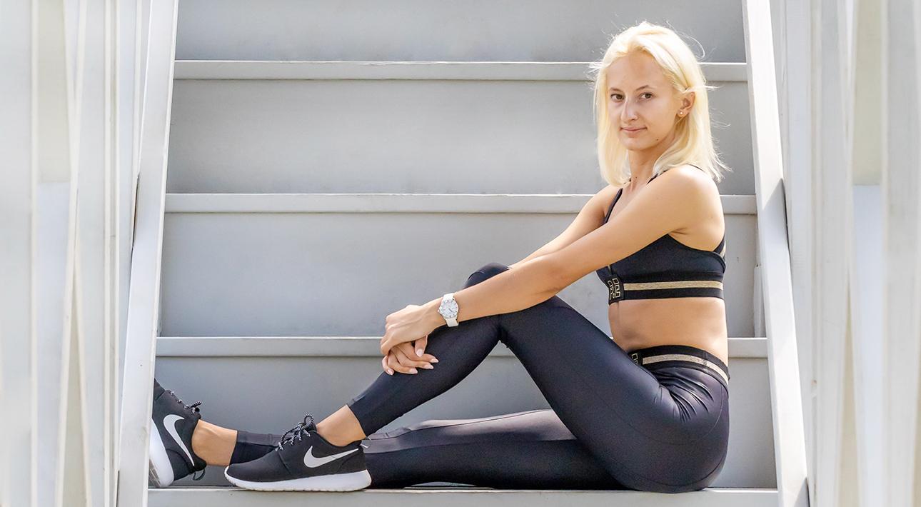 Фитнес дома с Юлией Алексеевой: упражнения для укрепления мышечного корсета