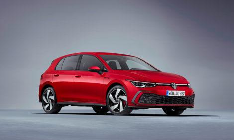 Женевский автосалон 2020: Volkswagen показал восьмое поколение Golf GTI
