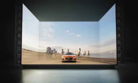 Jaguar в кадре: обновленный F-TYPE в серии фильмов Уильяма Бартлетта