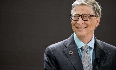 Men in Power: Билл Гейтс покидает совет директоров Microsoft, чтобы посвятить себя благотворительности