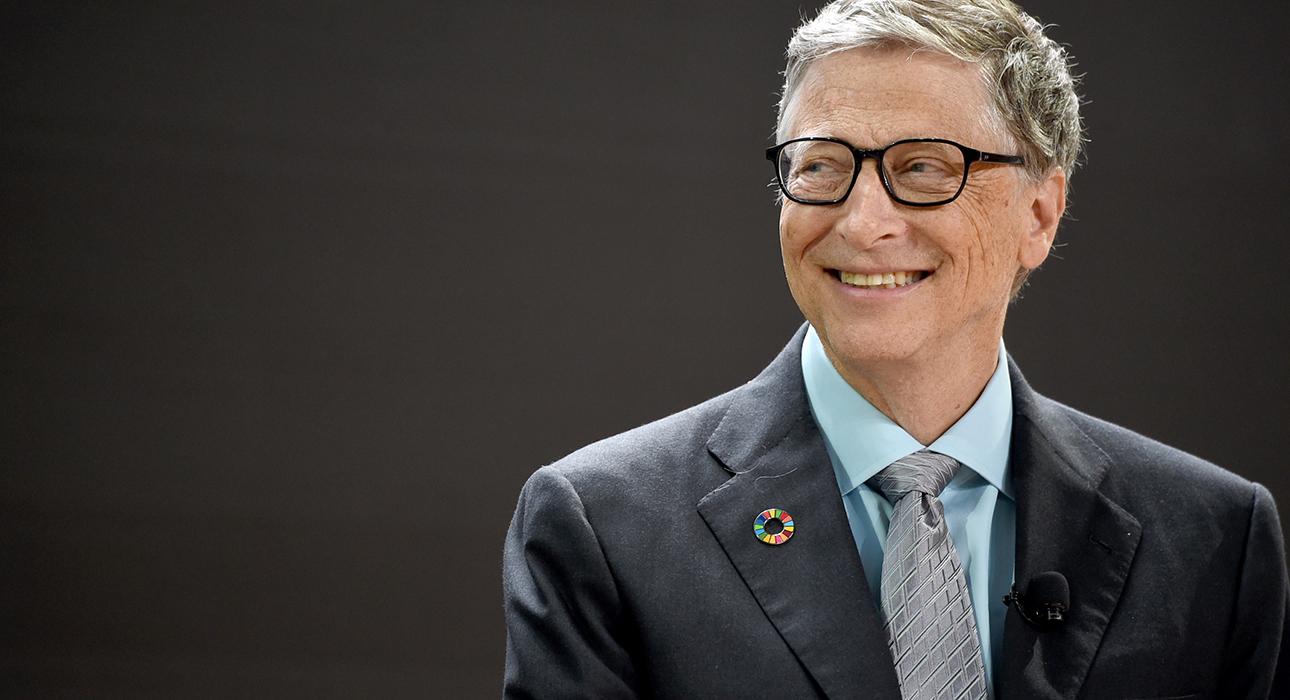 Men in Power. Билл Гейтс покидает совет директоров Microsoft, чтобы посвятить себя благотворительности