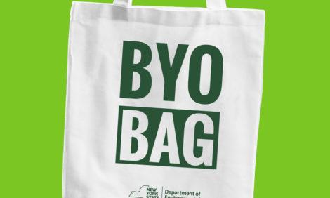 Пластиковые пакеты под запретом в штате Нью-Йорк с 1 марта 2020 года